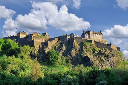 Visit Historic Edinburgh Castle