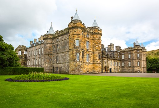Visit Historic Palace of Holyroodhouse