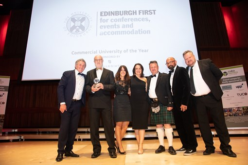 CUBO Awards Winners Edinburgh First
