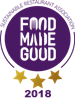 Food Made Good 2018 award