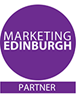 Marketing Edinburgh Partner Logo
